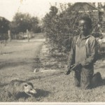 Young boy with possum-taken on Unity grounds.